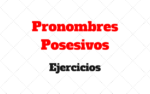 Pronombres Posesivos Ejercicios his hers its mine theirs…
