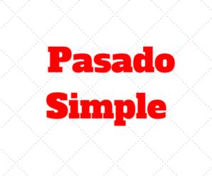 El Pasado Simple Inglés Ejercicios