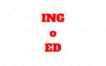 Cuando usar Adjetivos terminados en ING o ED