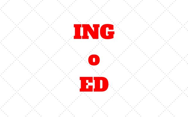 ING o ED
