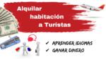 Alquilar Cuarto a Turistas: Lucra y Aprende Inglés y Portugués