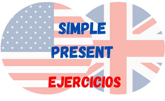 ejercicios ingles simple present